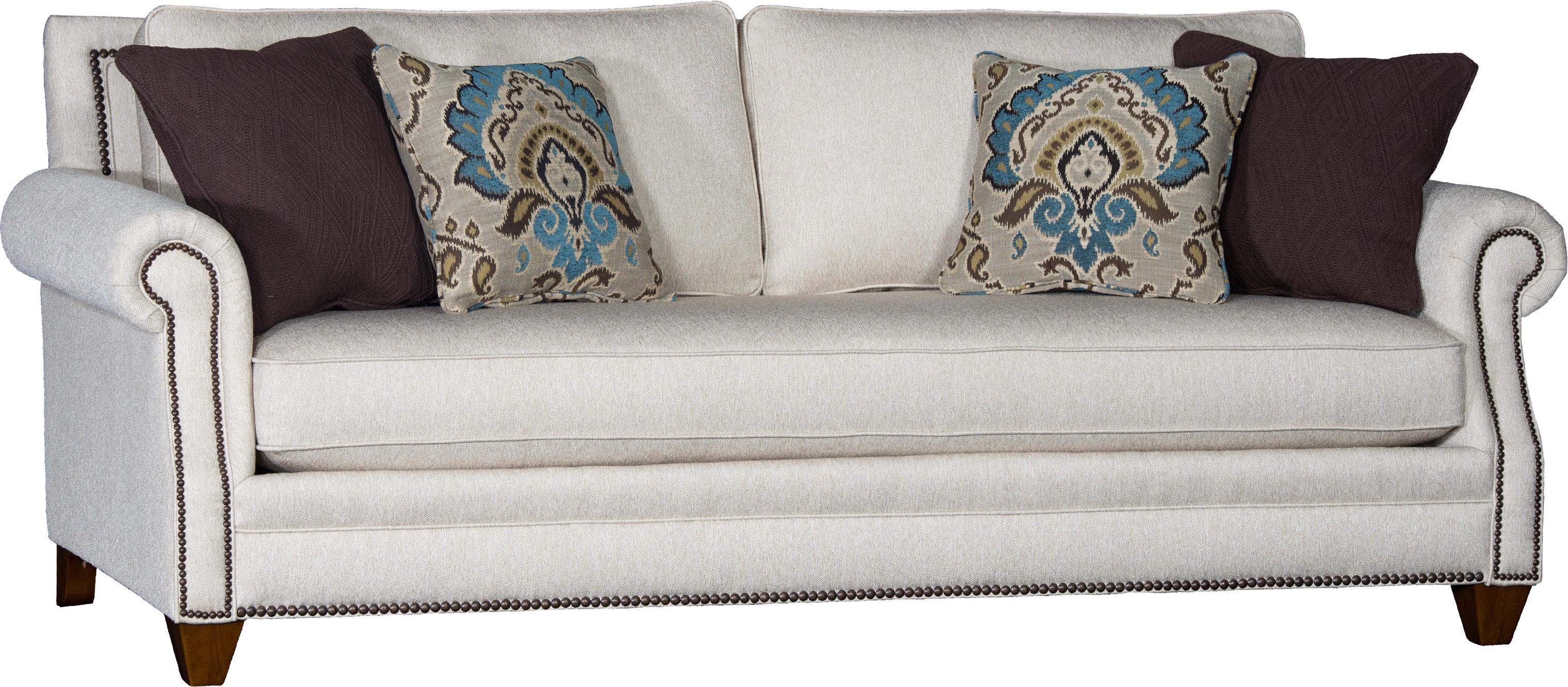 7240 Sofa by Mayo at Pedigo Furniture