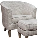 Mayo 8080 Chair - Item Number: 8080F40-Saville Storm