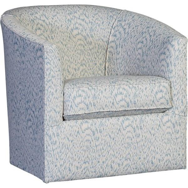 8080 Swivel Chair by Mayo at Pedigo Furniture