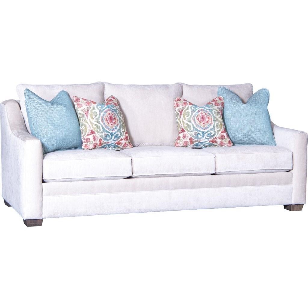 8118 Sofa by Mayo at Pedigo Furniture