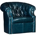 Mayo 8220 Swivel Chair - Item Number: 8220L42-Monte Cristo Peacock