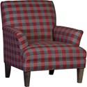 Mayo 8631 Chair - Item Number: 8631F40-Dabney Serape