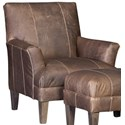 Mayo 8631 Chair - Item Number: 8631L40-Tenby Putty