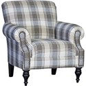 Mayo 8960 Traditional Chair - Item Number: 8960F40-BLAIGR