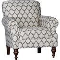Mayo 8960 Traditional Chair - Item Number: 8960F40-DASHPE