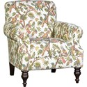 Mayo 8960 Traditional Chair - Item Number: 8960F40-FORTCA
