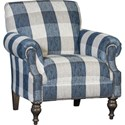 Mayo 8960 Traditional Chair - Item Number: 8960F40-JODAIN