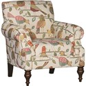 Mayo 8960 Traditional Chair - Item Number: 8960F40-LOONCA