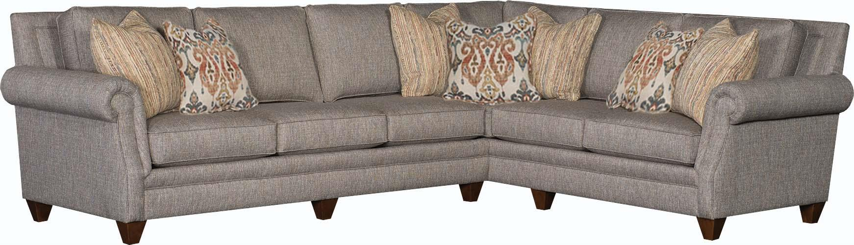 Mayo Desiree 2 Piece Sectional - Item Number: MAYO-GRP-9000-SECTIONAL