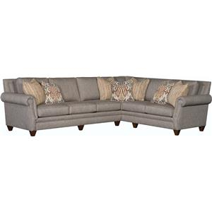 Mayo Desiree 2 Piece Sectional