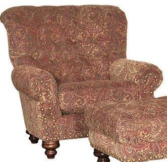 9310 Chair by Mayo at Pedigo Furniture