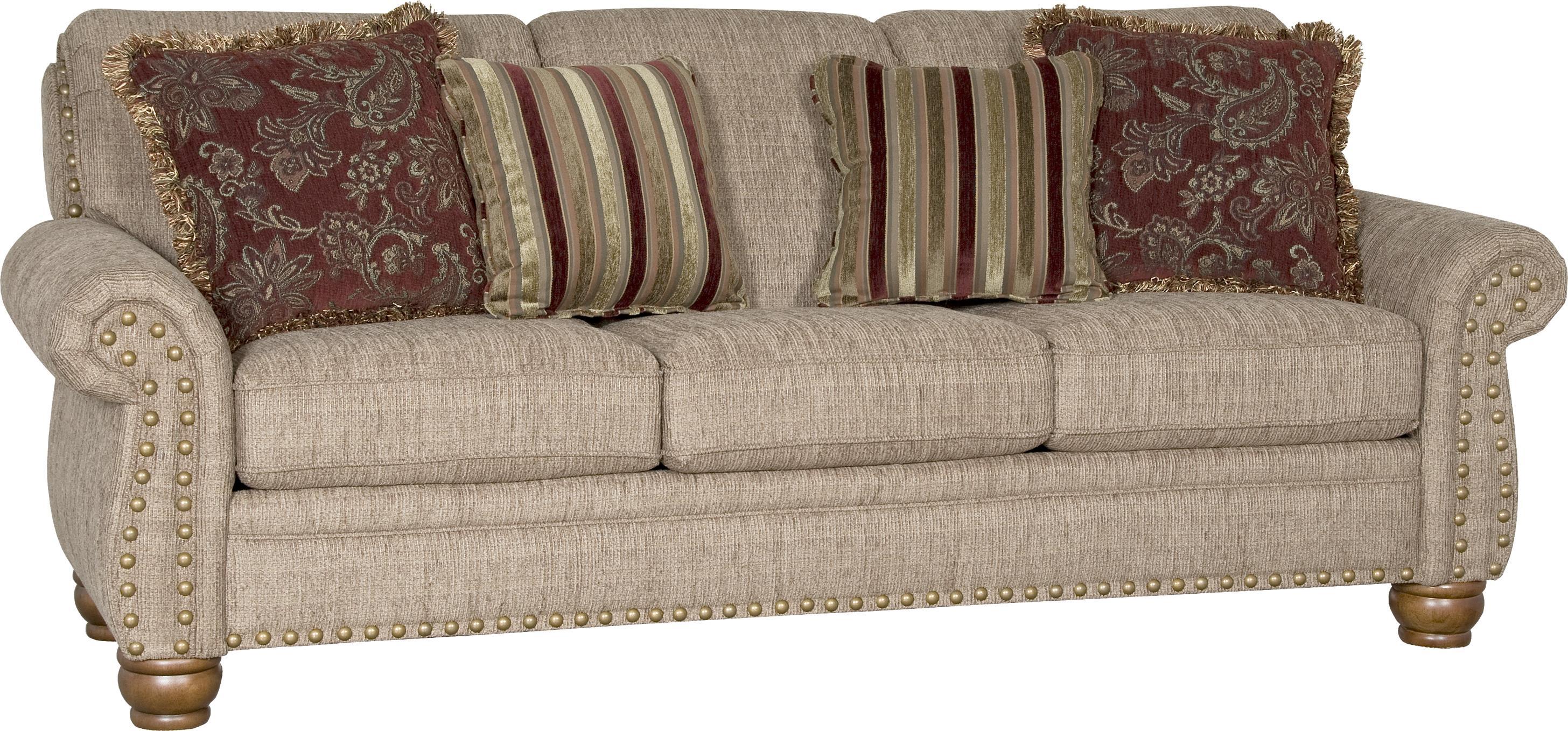 Mayo 9780 Sofa - Item Number: 9780F10-BOUYTA