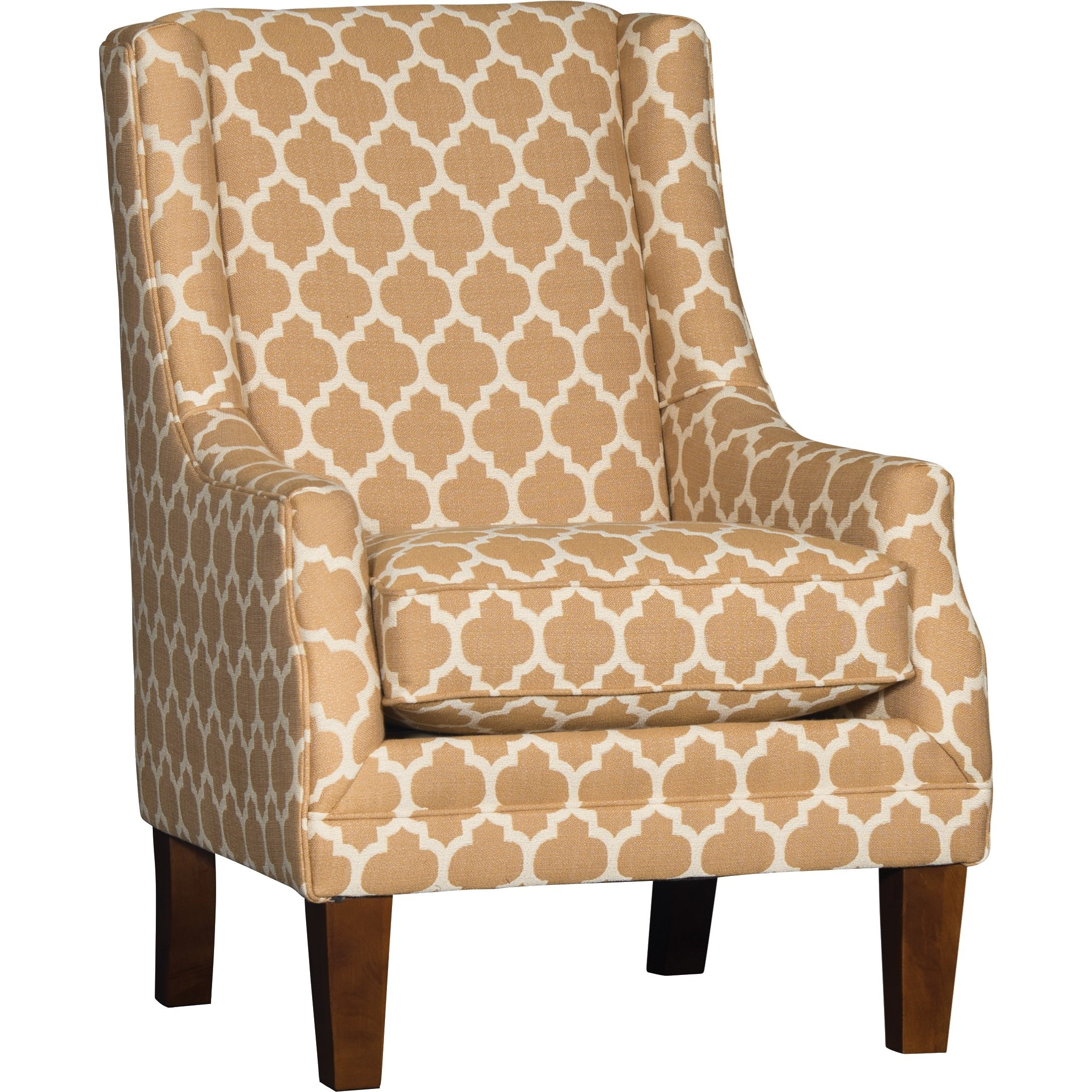 9820 Chair by Mayo at Pedigo Furniture
