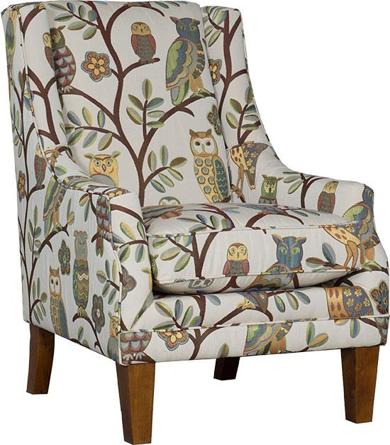 Mayo Wise Guy Accent Chair - Item Number: 982057