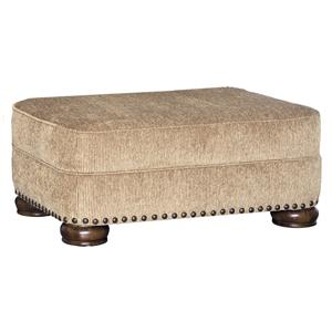 3620 Traditional Ottoman by Mayo