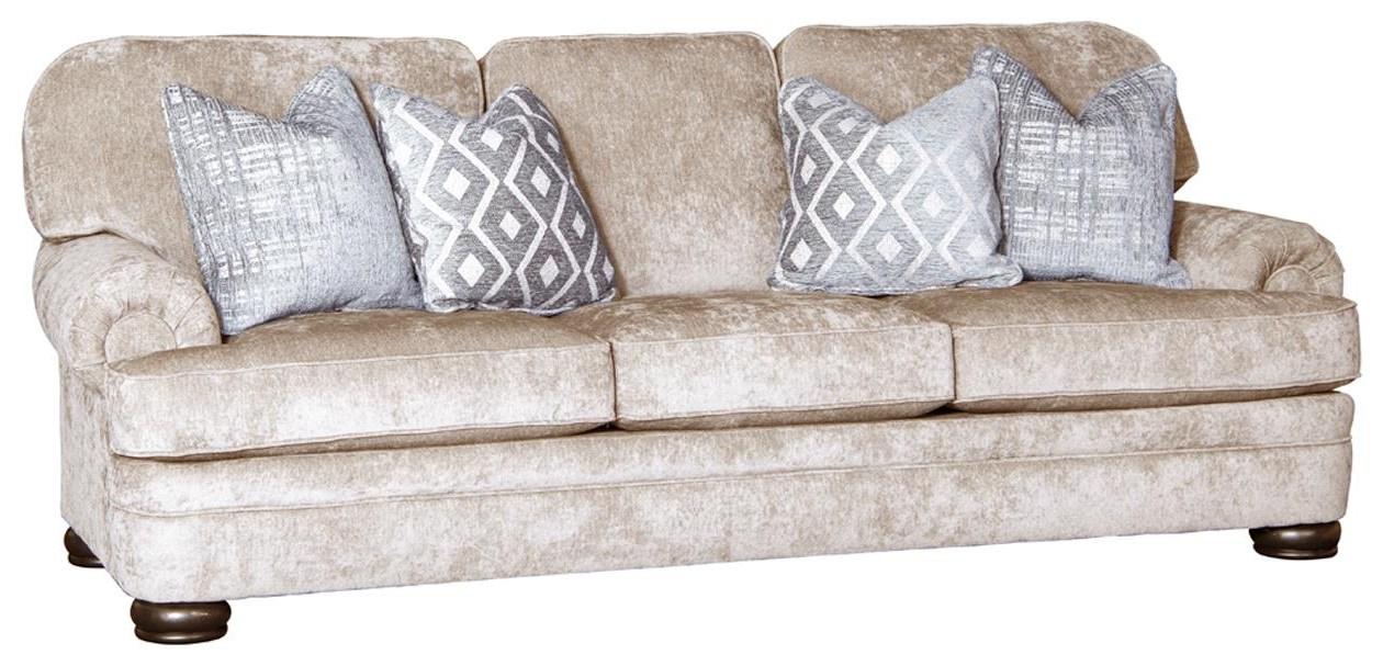 3620 Traditional Sofa by Mayo at Johnny Janosik