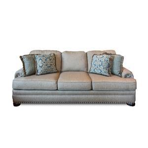 Mayo 3620 Hanson Stone Sofa