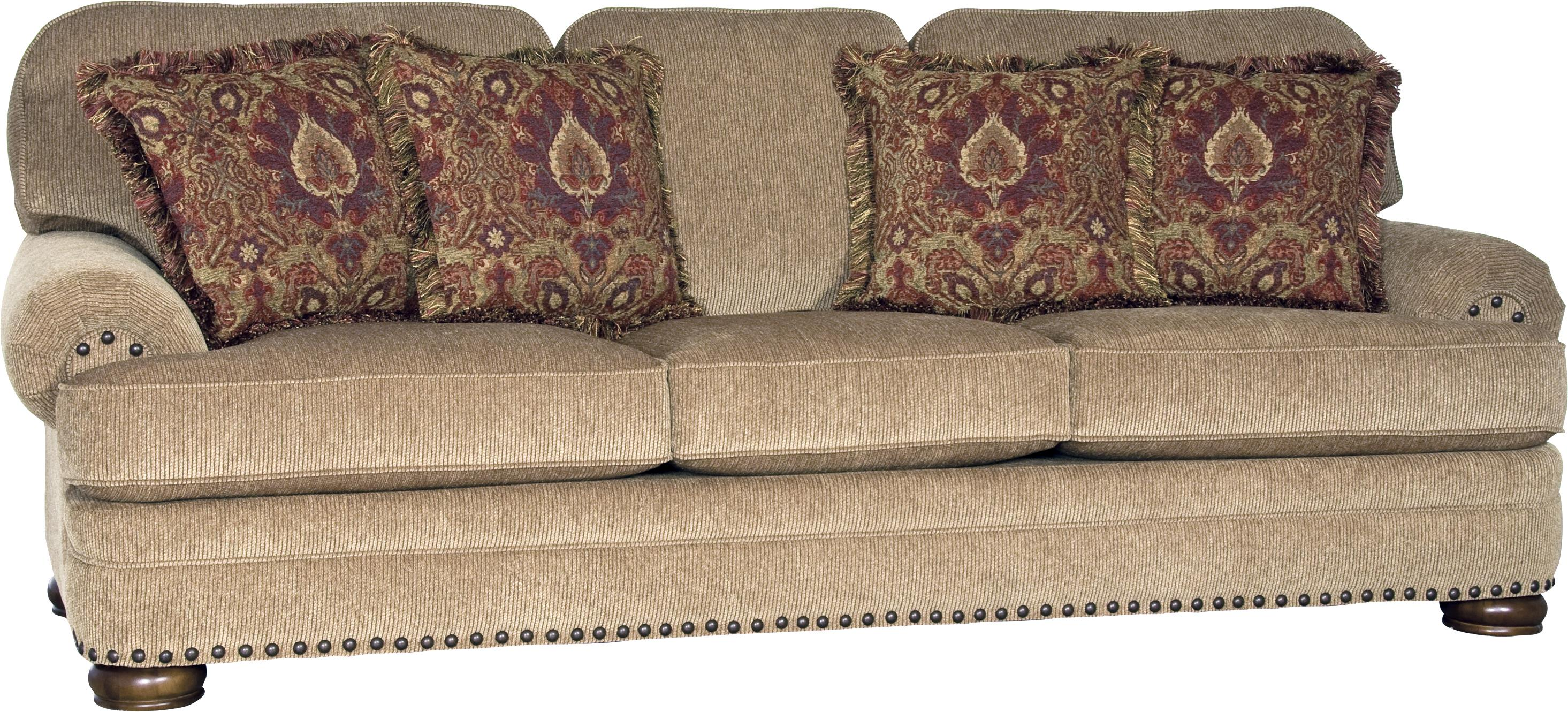 Mayo 3620 Traditional Sofa   Item Number: 3620F10 MUSEOA