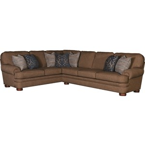 Mayo 3620 Five Seat Sectional Sofa