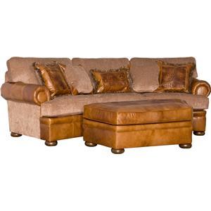 Mayo 755 Traditional Conversational Sofa