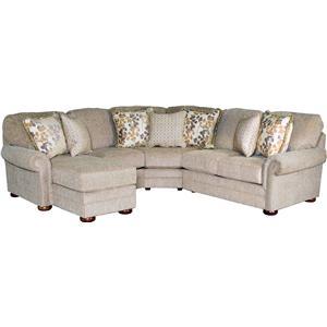 Mayo 2400 Sectional Sofa Group
