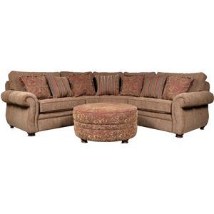 Mayo 5900 Sectional Sofa