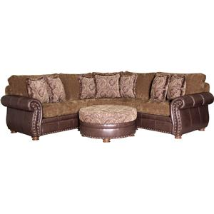 Mayo 591 Sectional Sofa