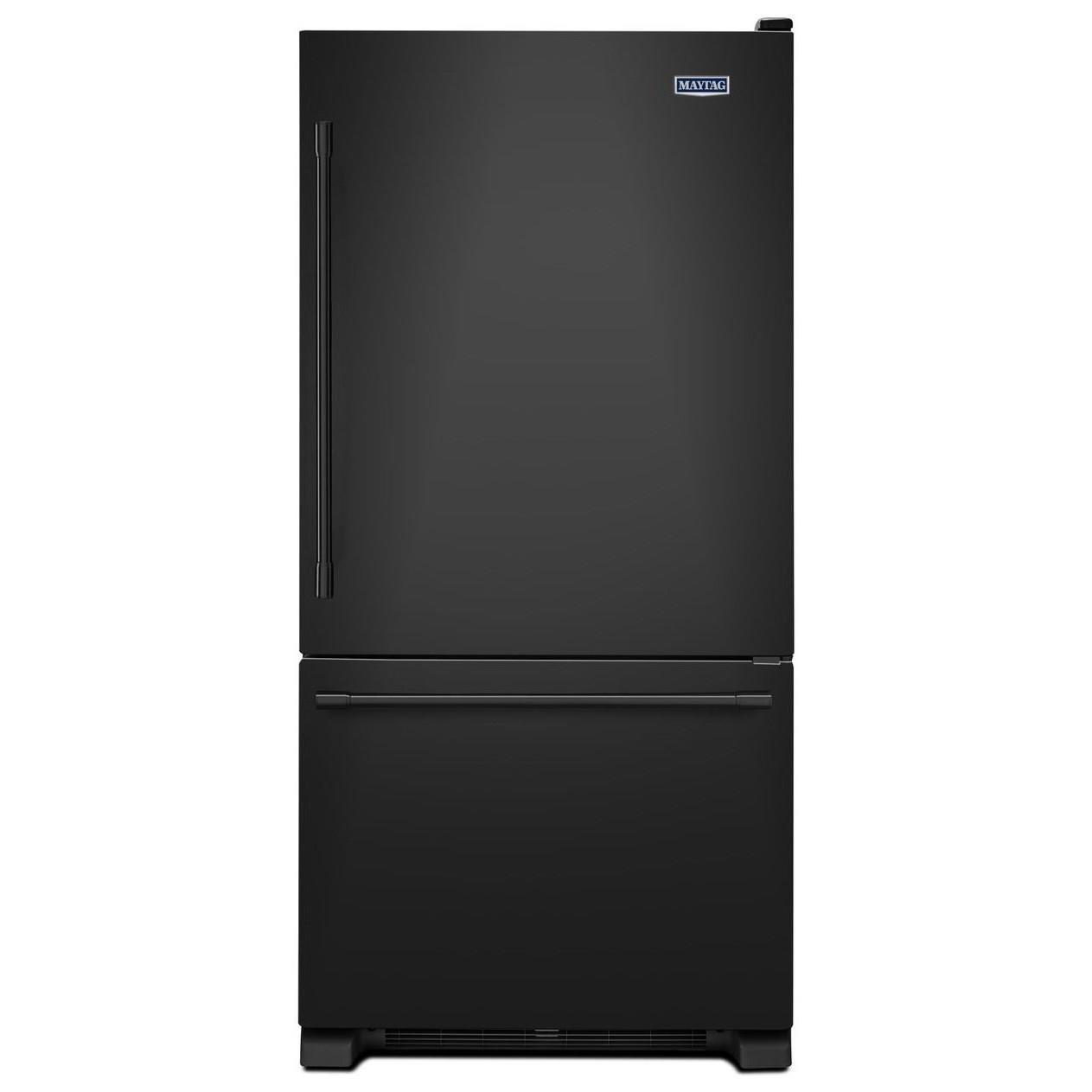 33-Inch 22 Cu. Ft. Bottom Mount Refrigerator
