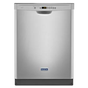 "Maytag Dishwashers 24"" Built-In Dishwasher"