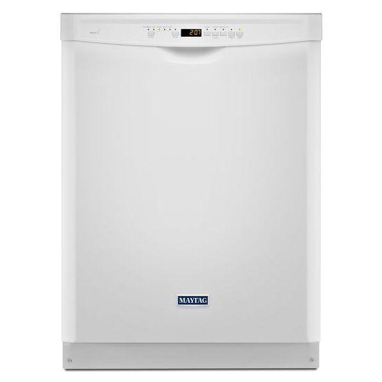 "Maytag Dishwashers 24"" Built-In Powerful Dishwasher - Item Number: MDB7949SDH"