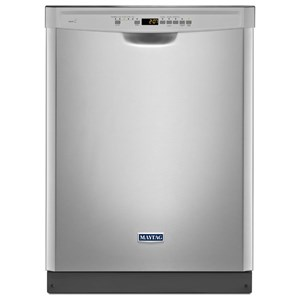 "Maytag Built in Dishwashers 24"" Built-In Powerful Dishwasher"
