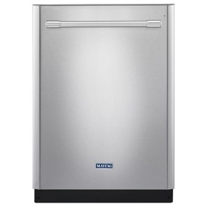 Maytag Built in Dishwashers 24-Inch Wide Top Control Dishwasher