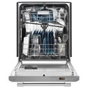 Maytag Built in Dishwashers 24-Inch Wide Top Control Dishwasher with PowerDry Option