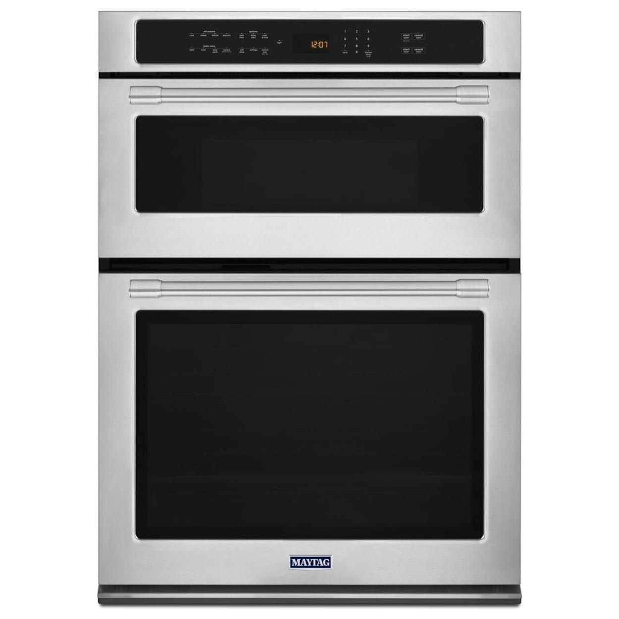 """30"""" Wide Combination Wall Oven - 6.4 Cu. Ft."""
