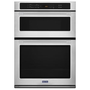 "Maytag Built-In Combination Wall Oven 30"" Wide Combination Wall Oven - 6.4 Cu. Ft."