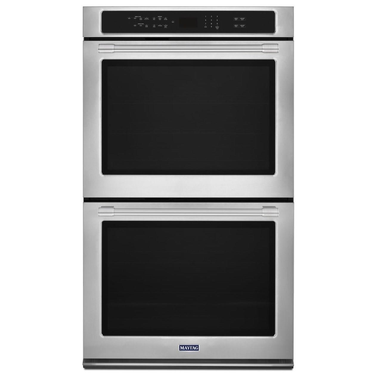 "30"" Wide Double Wall Oven - 10 Cu. Ft."