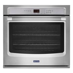 Maytag Built-In Electric Single Oven 30-Inch Single Built-In Oven with EvenAir™ T