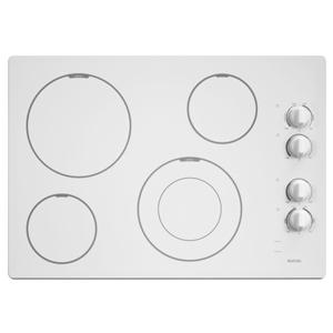 Maytag Electric Cooktops 30-inch Electric Cooktop
