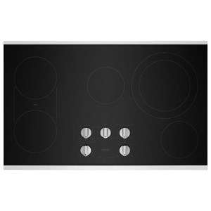 36-Inch Electric Cooktop