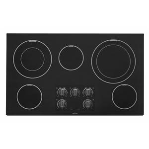 Maytag Electric Cooktops 36-inch Electric Cooktop