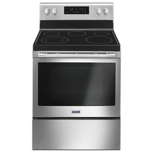 Maytag Electric Ranges 30-Inch Wide Electric Range With Shatter-Res