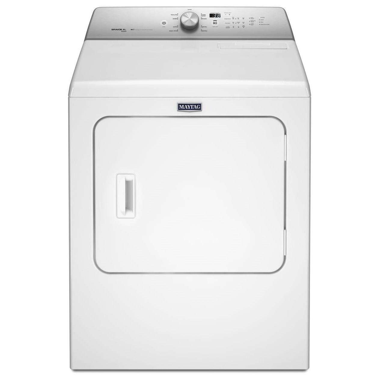 7.0 Cu. Ft. Steam Enhanced Dryer