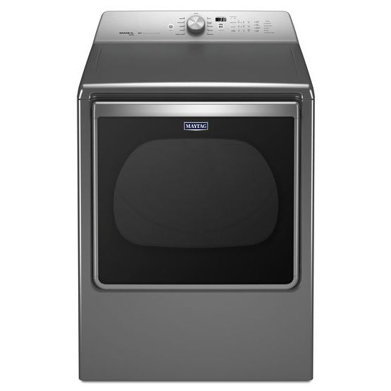 Maytag Front Load Electric Dryers Energy Star® Extra-Large Capacity Dryer - Item Number: MEDB855DC