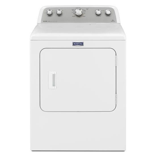 Maytag Front Load Electric Dryers 7 cu. ft. Electric Front Load Dryer - Item Number: MEDX655DW