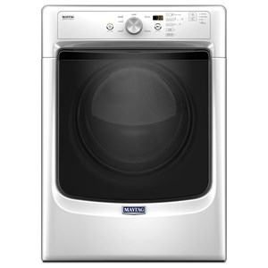 Maytag Front Load Gas Dryer 3500 Series 7.4 Cu. Ft Large Capacity Dryer