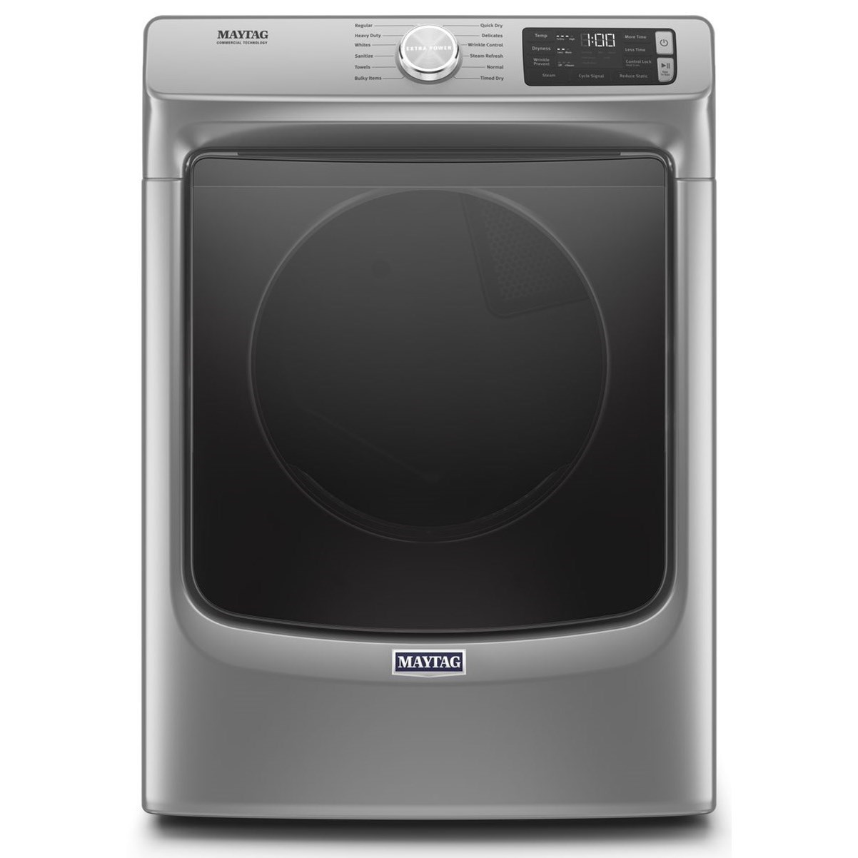 7.3 Cu. Ft. Front Load Gas Dryer