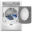 Maytag Front Load Gas Dryer Large Capacity Dryer with Refresh Cycle with Steam and PowerDry System – 7.4 cu. ft.
