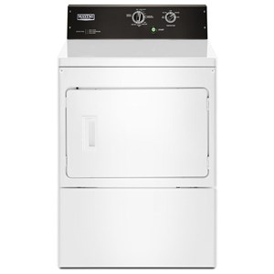 Maytag Front Load Gas Dryer 7.4 cu. ft. Commercial-Grade Dryer