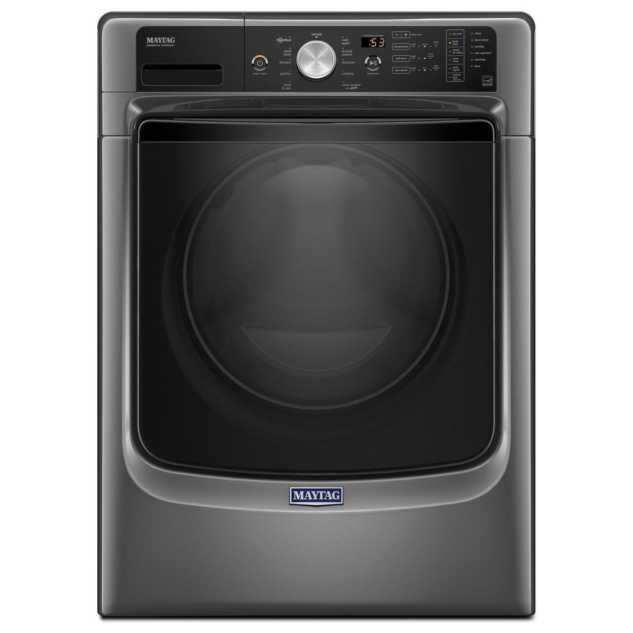 Maytag Front Load Washers 5500 Series 4.5 Cu. Ft. Front Load Washer - Item Number: MHW5500FC