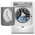 Maytag Front Load Washers Front Load Washer with Fresh Hold® Option and PowerWash® System – 4.5 cu. ft.